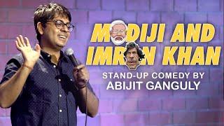 Modiji and Imran Khan   Standup Comedy by Abijit Ganguly