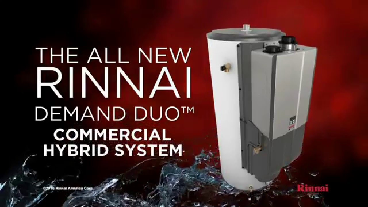 Rinnai Demand Duo Commercial Hybrid System Youtube Boilers Wiring Diagram