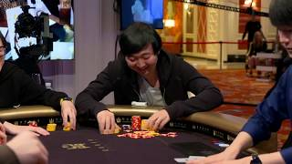 Amazing US$ 411k ALL-IN Bluff with just 10♥️ High | Triton Jeju Cash Game