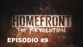 HOMEFRONT: THE REVOLUTION  #9 RESCATANDO PRISIONEROS  AlexGra Gameplays