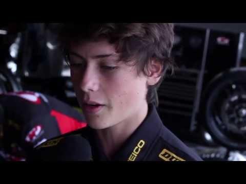 Joe Roberts Returns to Racing at Mazda Raceway Laguna Seca