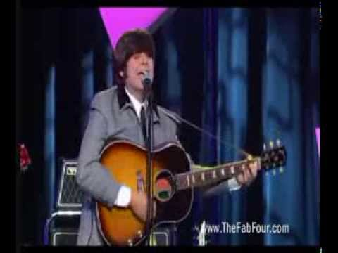 8 Days A Week-The Fab Four-The Ultimate Tribute