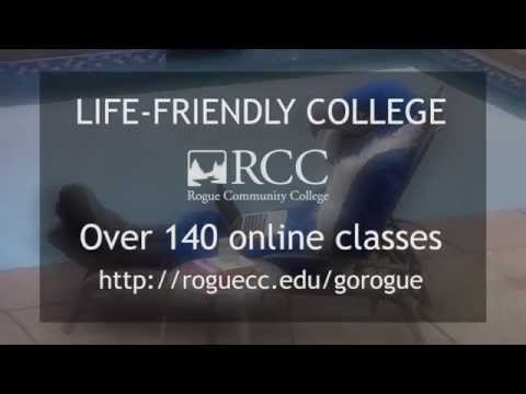 Life-friendly education at Rogue Community College