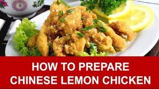lemon chicken recipe indian style