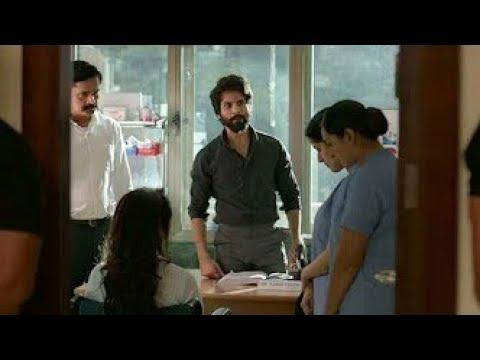 Kabir Singh Angry Scene