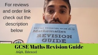 Which revision guide should I use for my GCSE Maths 9-1 exam??? Foundation & Higher| 2018