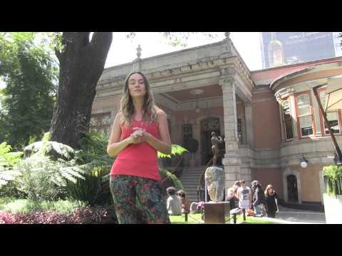 Chloe in La Roma