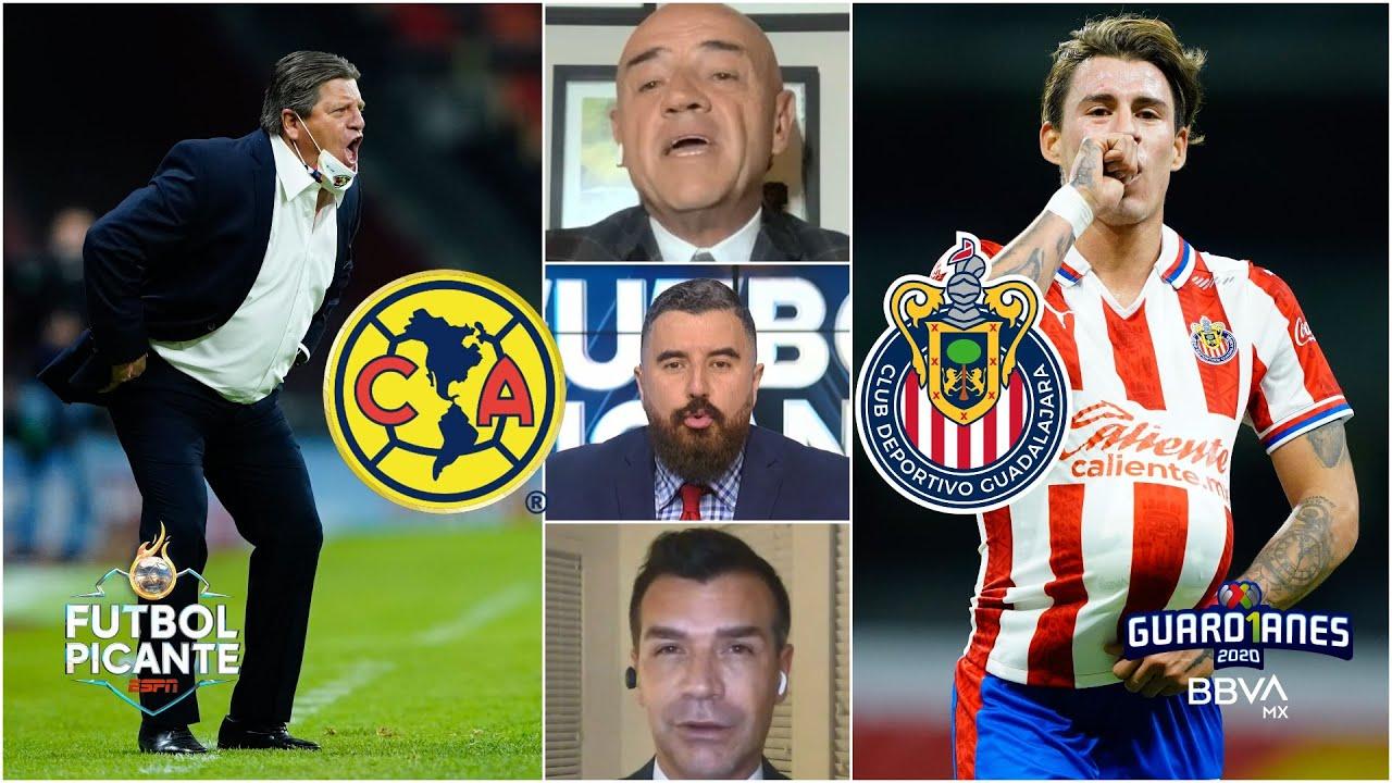 ANÁLISIS Chivas eliminó al América y pasó a las semifinales de la Liguilla Liga MX | Futbol Picante