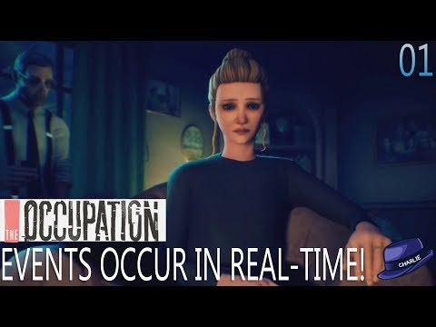 The Occupation Gameplay - Part 1 - Real-Time Investigative Thriller - Let's Play The Occupation