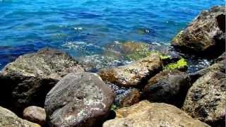 дикий пляж в симеизе видео