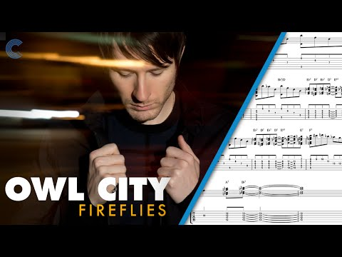 Alto Sax - Fireflies - Owl City - Sheet Music, Chords, & Vocals