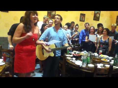 WorldTeach 2012 Orientation Song