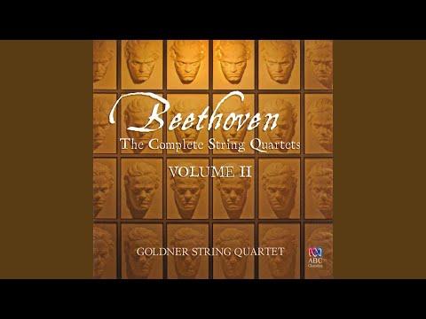 Beethoven: String Quartet In C Sharp Minor, Op.131 - 6. Adagio Quasi Un Poco Andante