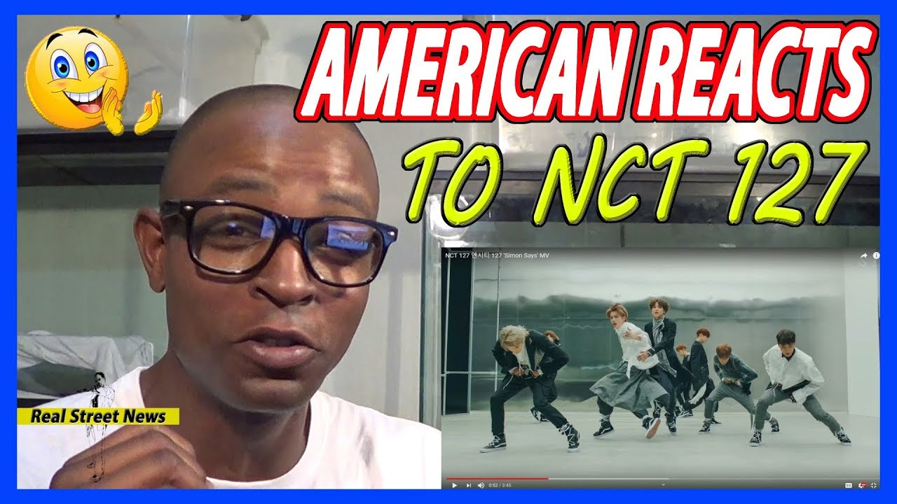 NCT 127 'Simon Says' MV 엔시티 127 Music Video Reaction (Riko Reactivated)