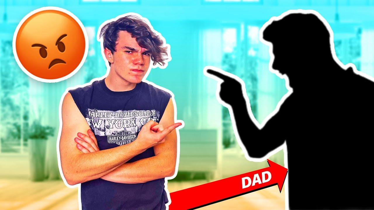 Confronting My GIRLFRIENDS Dad About Our RELATIONSHIP  Jentzen Ramirez
