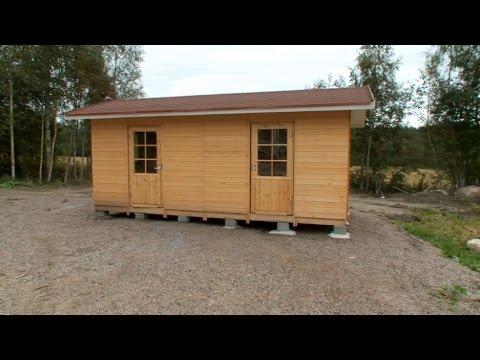 видео: Как построить щитовой домик женскими руками