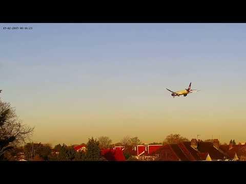 Virgin Atlantic Dreamliner #VS8 To Heathrow 'broke The Sound Barrier' Thanks To Powerful Jet Stream