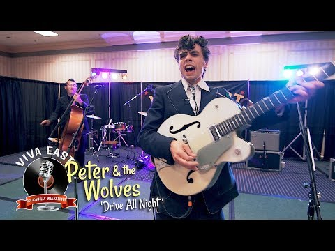 'Drive All Night' PETER & THE WOLVES (Viva East) BOPFLIX sessions mp3
