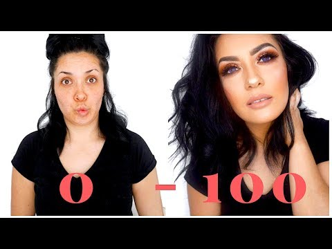 GRWM 0 TO 100 REAL QUICK || FIRST YOUTUBE VIDEO || SUMMER BRONS