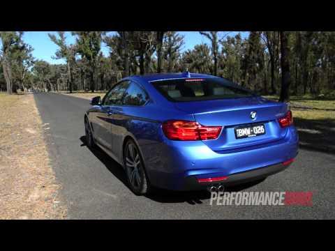 2014 BMW 428i M Sport 0-100km/h & Engine Sound