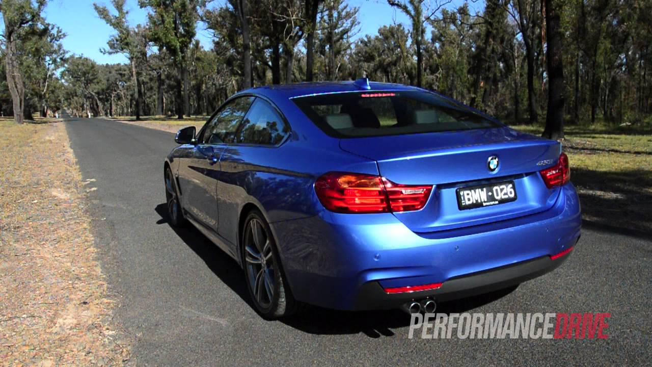 2014 BMW 428i M Sport 0100kmh  engine sound  YouTube