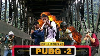 PUBG IN REAL LIFE | PUBG IN INDIA |PART -2| CXT CIRCLE