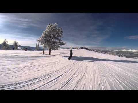 Breckenridge, Vail, Aspen, Copper & Keystone Colorado Snowboarding Trip GoPro HD 1080P