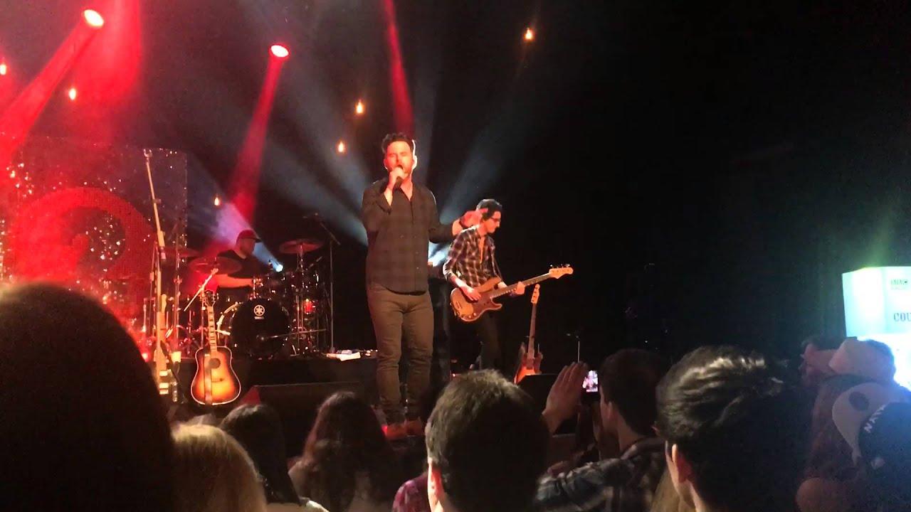 David Nail - Night\'s On Fire (Live at C2C 2016 O2 London UK, 12/03 ...