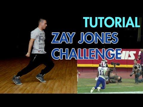 "How to do ""The Rise Up"" (Hip Hop Dance Moves Tutorial) Zay Jones Challenge | Mihran Kirakosian"