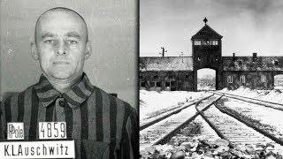 L'homme interné de son plein gré dans le camp de la mort d'Auschwitz - HDG #3