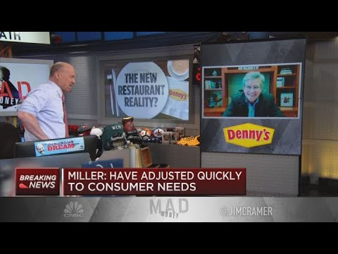 Denny's CEO On Restaurant Reopening Strategy, Weathering Pandemic