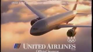 1996 United Airlines Nobel Peace Prize Commercial