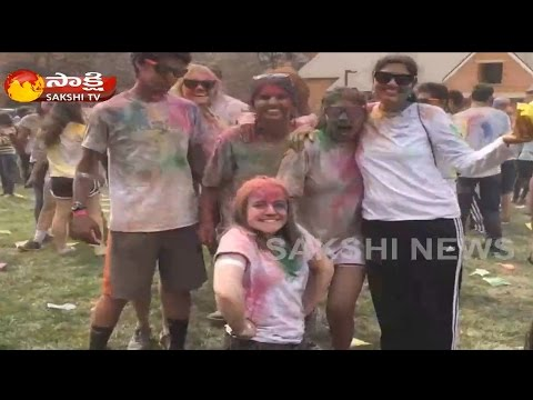 Holi Celebrations in United States of America