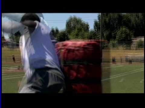 Leonard Weaver workout with Bernard Watkins .mpg