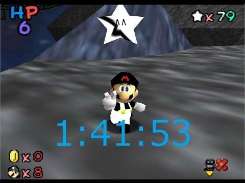 Shining stars 3: 90star speedrun in 1:41:53