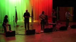 Student Loan Bluegrass Band at Palais de la Culture in Algiers