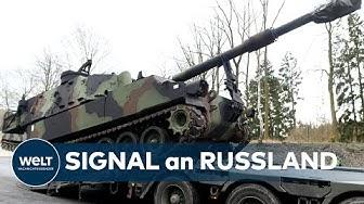 "MEGA-MANÖVER: ""Defender Europe 20"" nimmt Fahrt auf - Tausende US-Soldaten kommen"