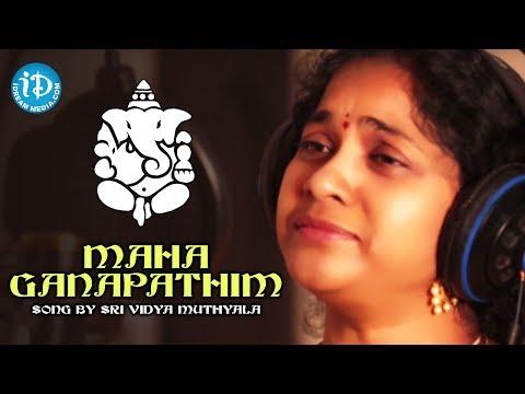 Maha Ganapathim Song By Sri Vidya Muthyala || Govind Srinivas || Govind Srinivas