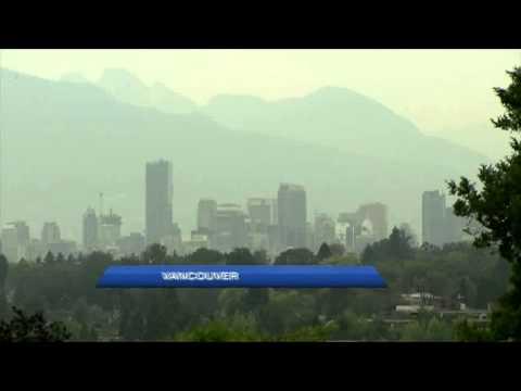 Metro Vancouver Air Quality Concerns