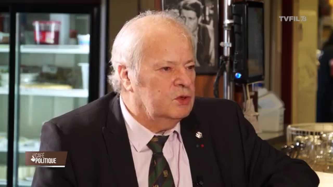 Le Café Politique n°9 – Henri Pailleux, maire (UMP) de Coignières de 1986 à 2015