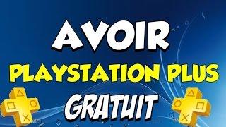 COMMENT AVOIR PLAYSTATION PLUS GRATUIT POUR JOUEZ EN LIGNE GRATUITEMENT SUR PS4 (2016)