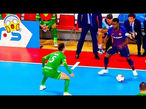 Dribles PROVOCATIVOS no Futsal  🔥 | Futsal Dribles