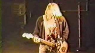 Nirvana - Pennyroyal Tea - Opera House, Toronto, Canada