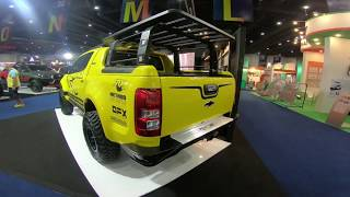 Auto Parts & Accessories 2018 - 4x4 off road accessories show in event TAPA 2018 Bangkok,Thailand