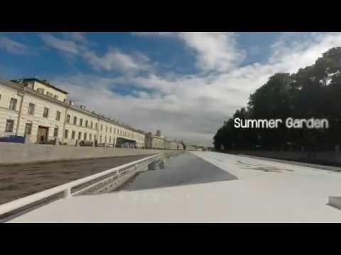 St Petersburg River Tour