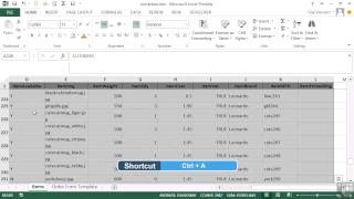 Advanced Microsoft Excel 2013 Tutorial | VLOOKUP In Live Action