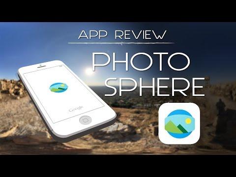 Google Photo Sphere App Review