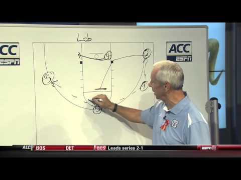ACC Media Day - Coach Roy Williams