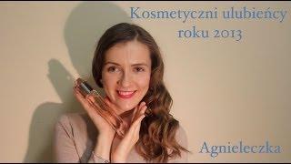 Kosmetyczni ulubieńcy roku 2013 Thumbnail
