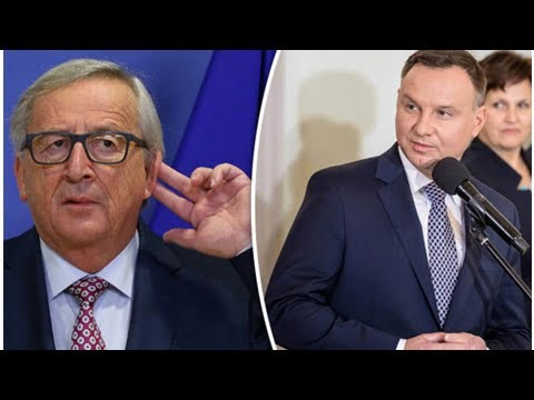 You're fired! poland sacks ministers to patch up relations with eu